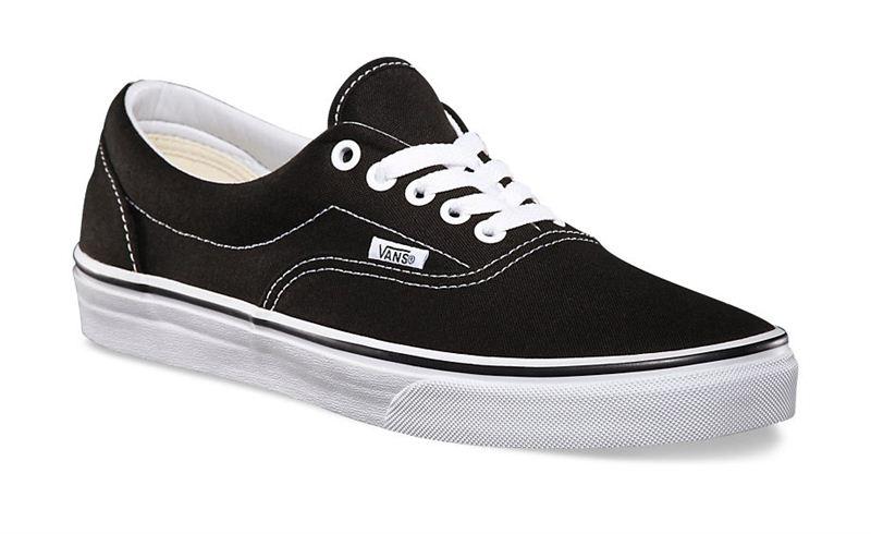 VANS Era Black Shoes (901170) - Send Valentine s Day Gifts to Nepal ... 15f62f7b8482