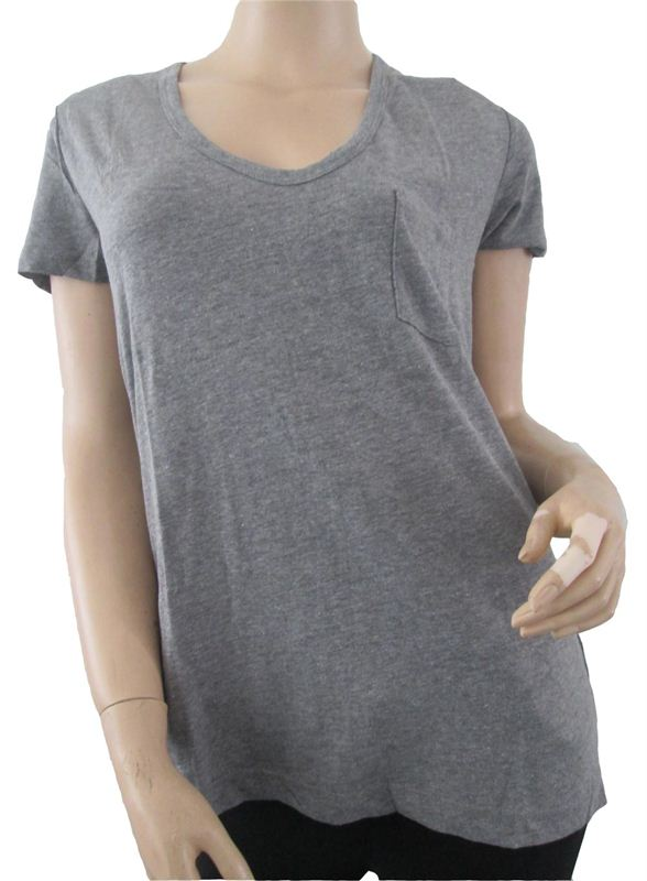 Plain Grey Tshirt(088)