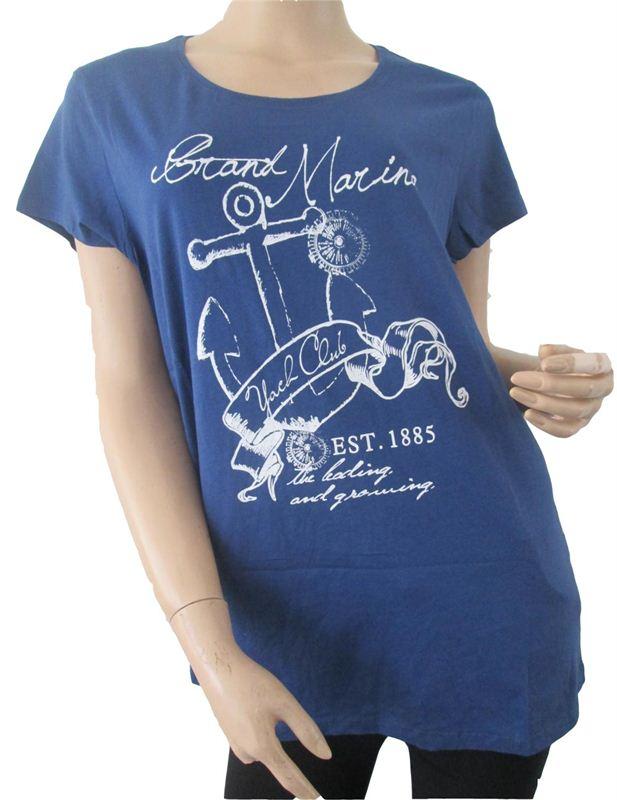 Navy Blue Grand Marina Tshirt(085)