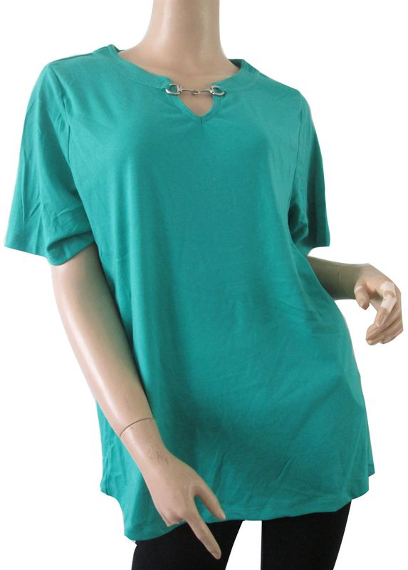 Alia Green T-shirt (053)