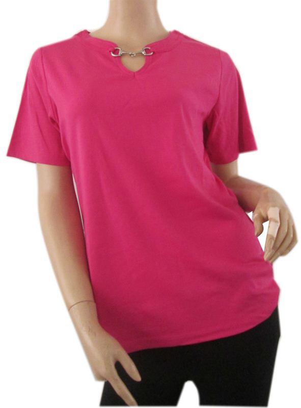 Alia Pink T-shirt (053)