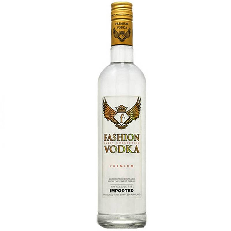 Fashion Premium Collection Vodka (1L)
