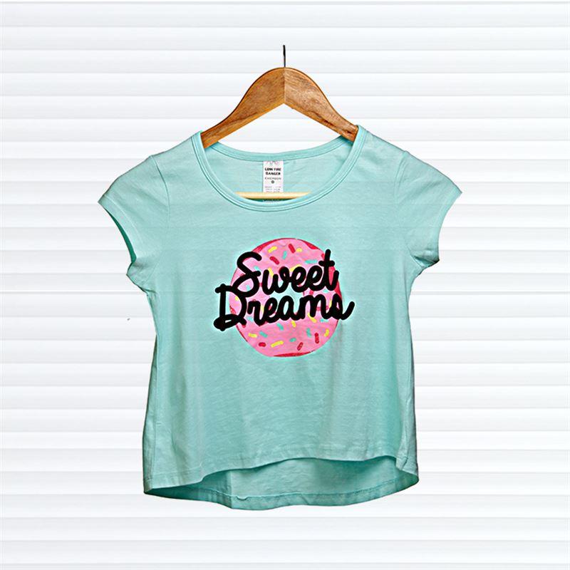 Emerson Junior Girls Sleepwear (019-Green) (12 Months)