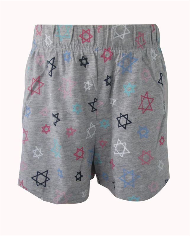 Emerson Grey Star Printed Shorts (10-11 yrs) (076)