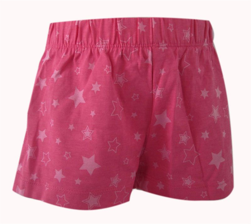 Emerson Pink Star Printed Shorts (3 yrs) (077)
