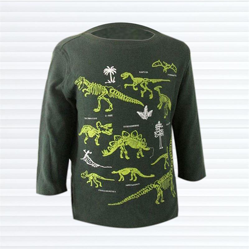 Carter's T-Shirt (013-Green) (3t)
