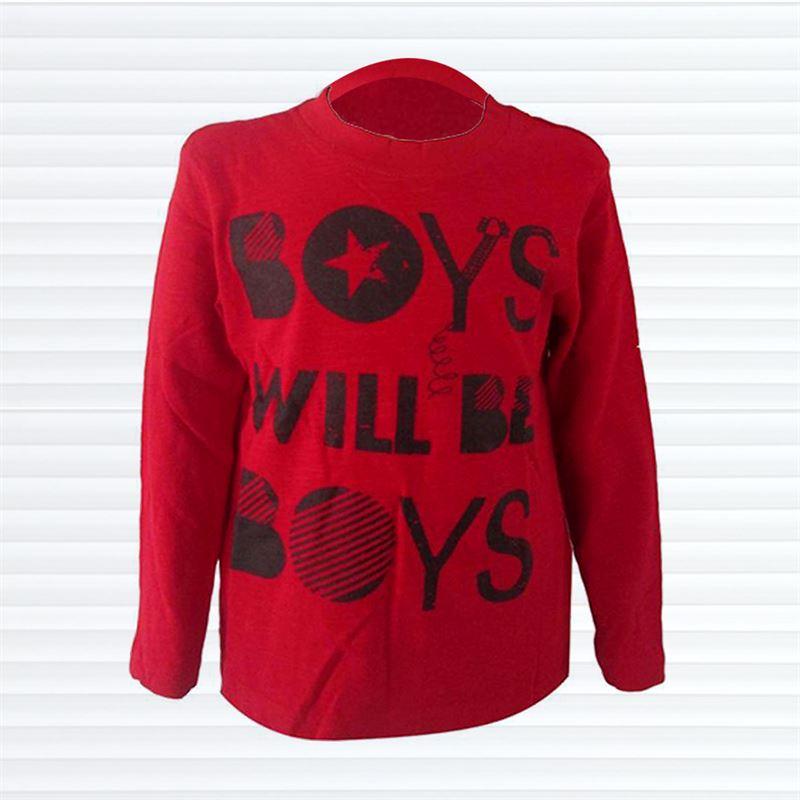 Carter's  T-Shirt (012-Red) (2t)