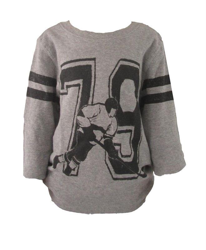 Carter's Grey T-Shirt (011-Grey)(24mth)