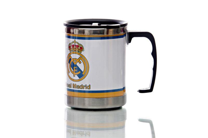Champions League Real Madrid Plastic Mug (medium)