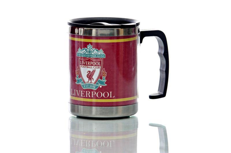 Champions League Liverpool Plastic Mug (medium)