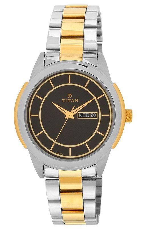 Titan Men's Watch (1585BM02)