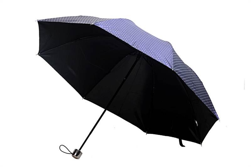 Purple Spotted Umbrella (E3332)