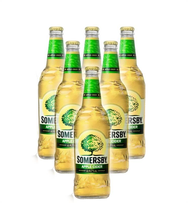 Somersby Apple Cider (6x250ml)