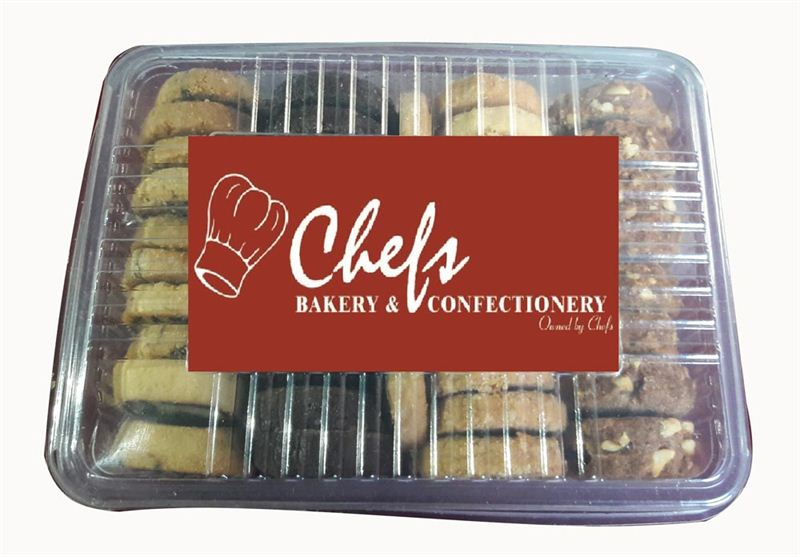 Assorted Cookies (700 gm) From Chefs Bakery