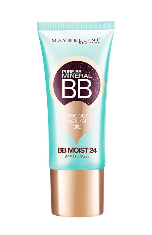 Pure Mineral BB Moist 24 SPF35 by Maybelline #22