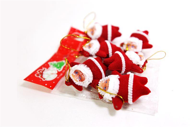Mini Santa Toys (Pack of 6) (37)