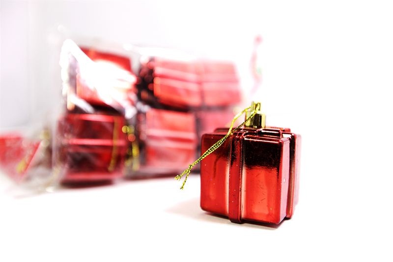 Christmas Mini Gift Box - Pack of 6 (32)