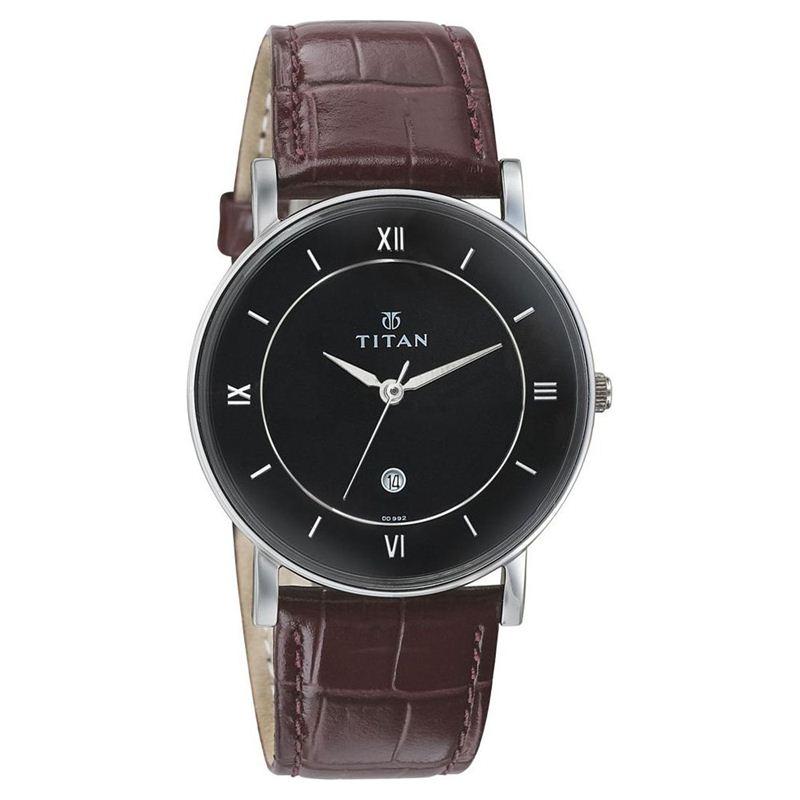 Titan Classique Men's Watch (9162SL03)