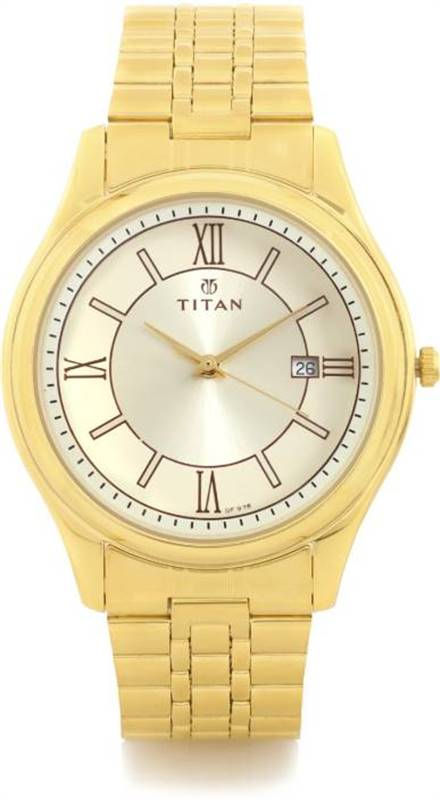 Titan Karishma Men's Watch (1713YM03)