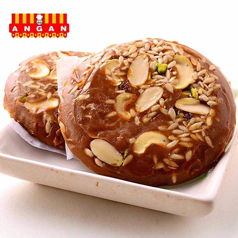 Sohan Halwa (4 Pcs) from Angan