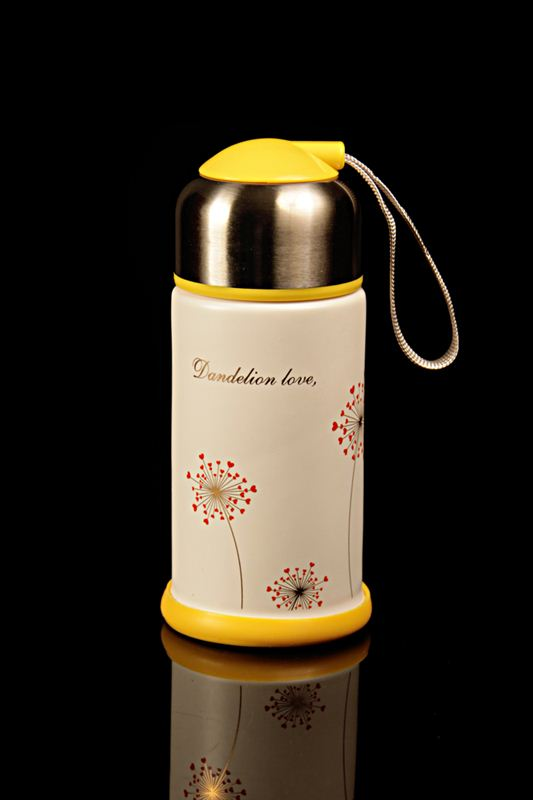 Dandelion Love Ceramic Bottle (37)