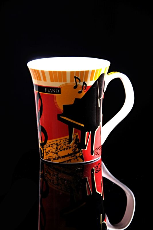 Love  Printed Ceranic Cup (20460)