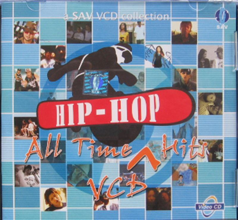 All Time HIP-HOP Hits VCD