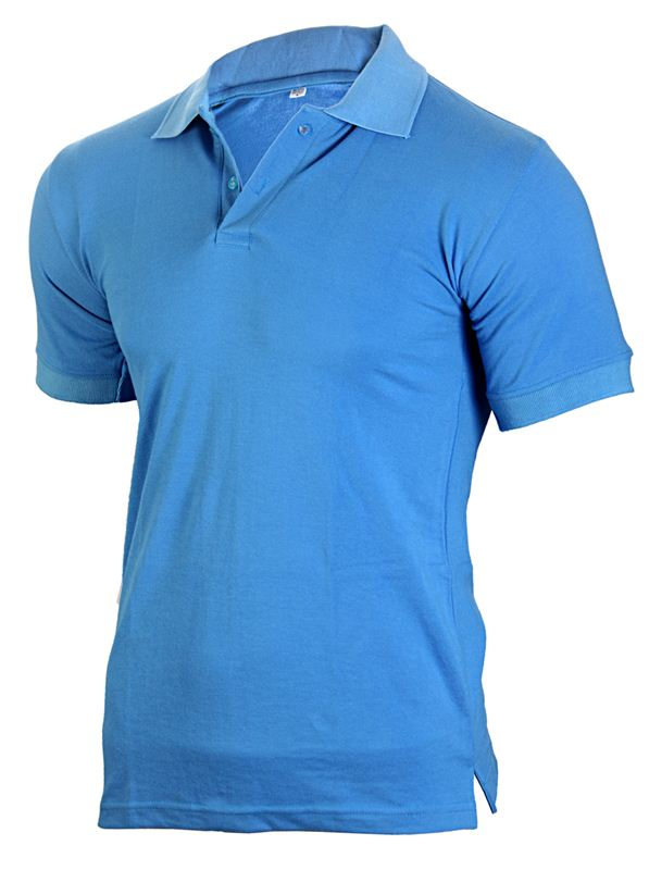 Sky Blue Polo T-Shirt(L) - Send Gifts and Money to Nepal Online from ... 263abec26d