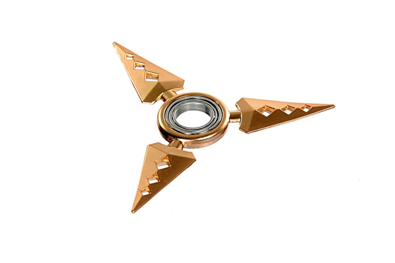 Spinnable Shuriken Fidget Spinner