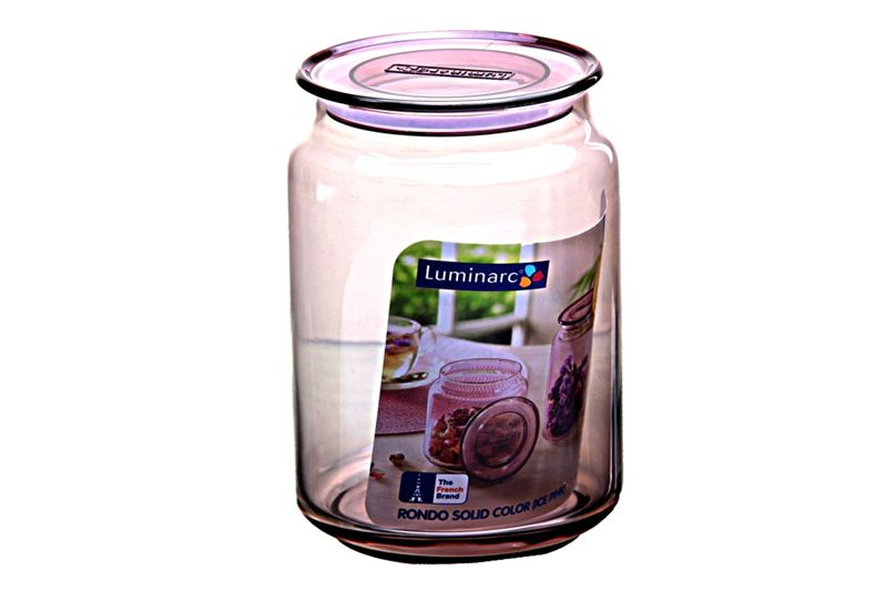 Luminarc Rondo 0.75 L Ice Pink Pot (J5876)