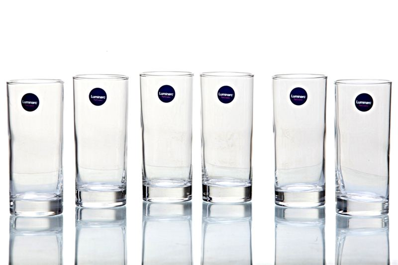 Gobelet Islande Glass Set (6x220ml)