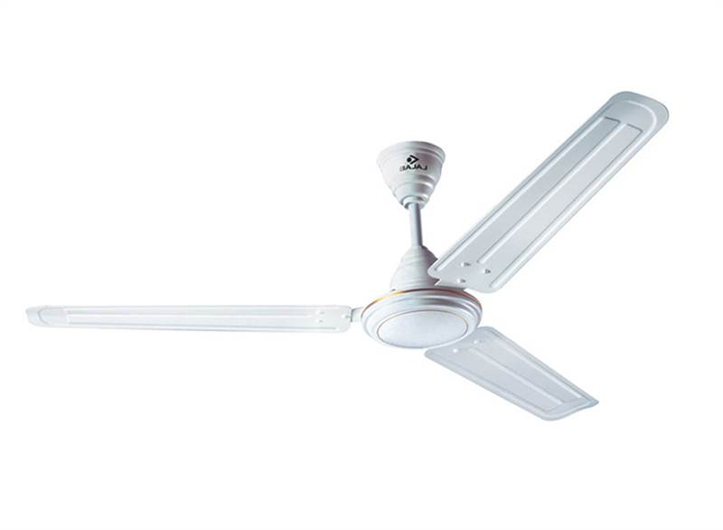 Bajaj 48 Inch Bahar Ceiling Fan (White)