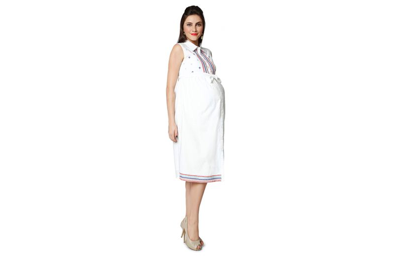 d07cb573afa Nine Maternity One Piece Dress - Send Gifts and Money to Nepal ...