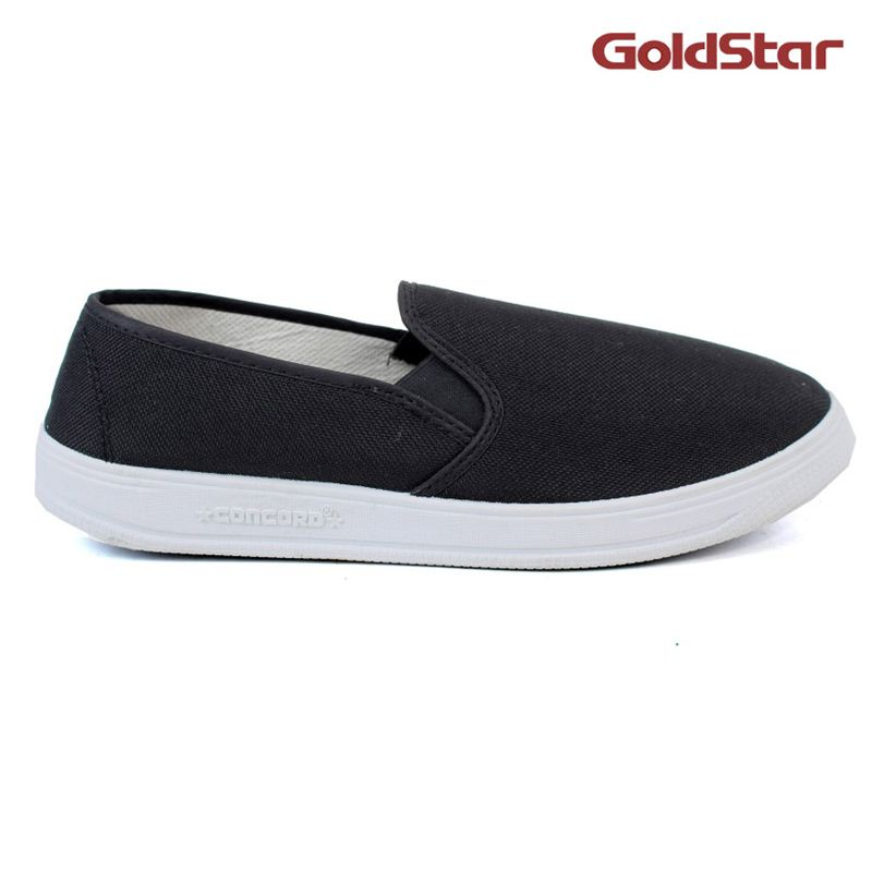 Concord Goldstar Sneaker For Men- Black (Size 7)