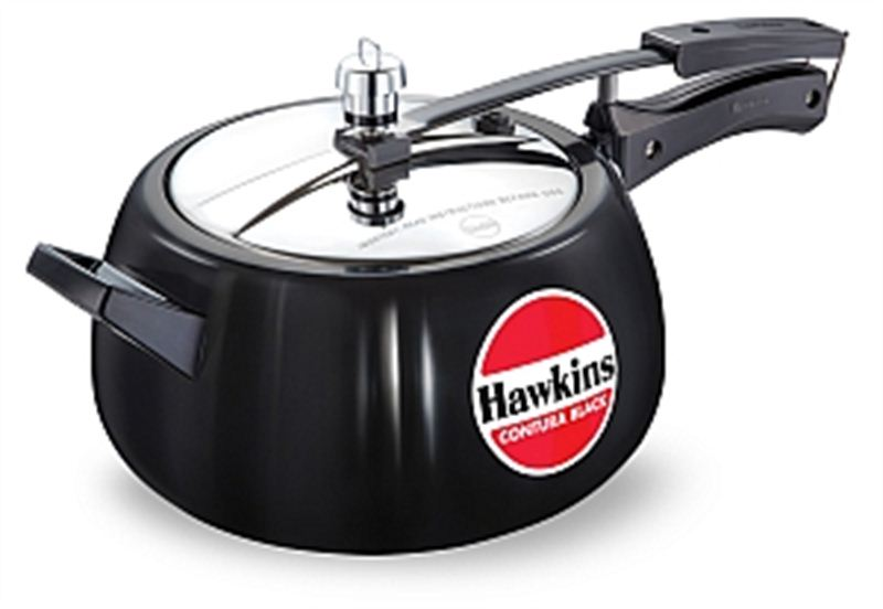 861f588a1 Hawkins Contura Black 5 L Pressure Cooker - Send Gifts and Money to ...