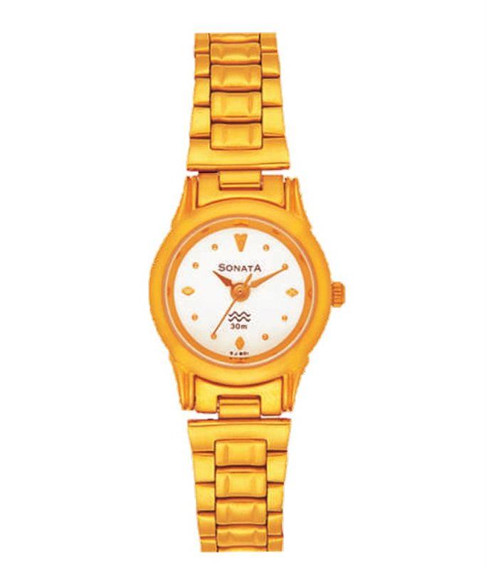 Sonata 8925YM01 Women's Watch