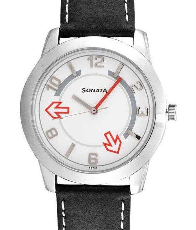 Sonata 7924SL03 Men's Watch