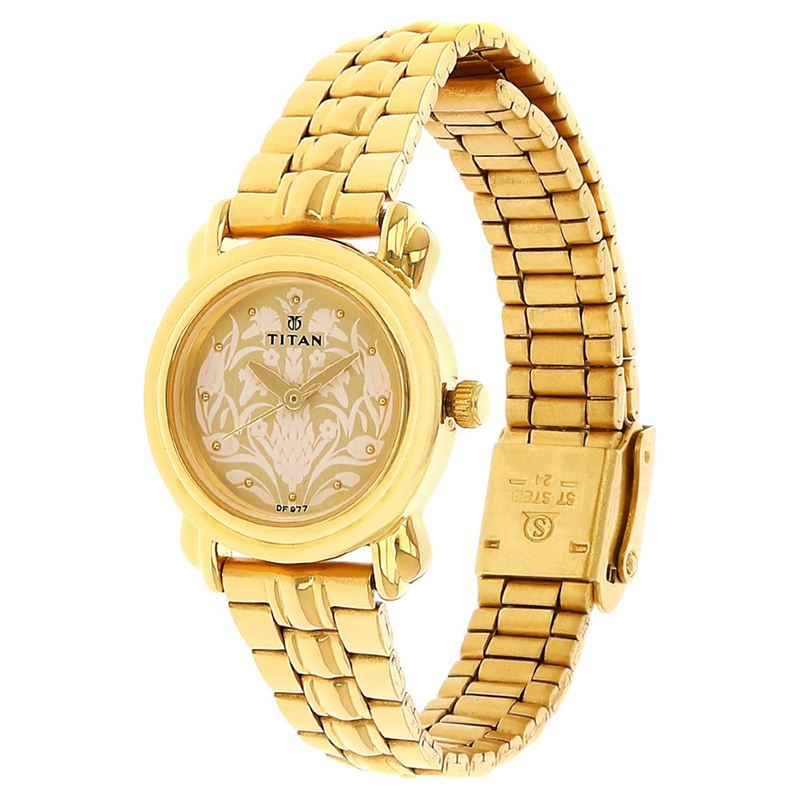 Titan Multi Color Dial Analogue Watch for Women - 2534YM04