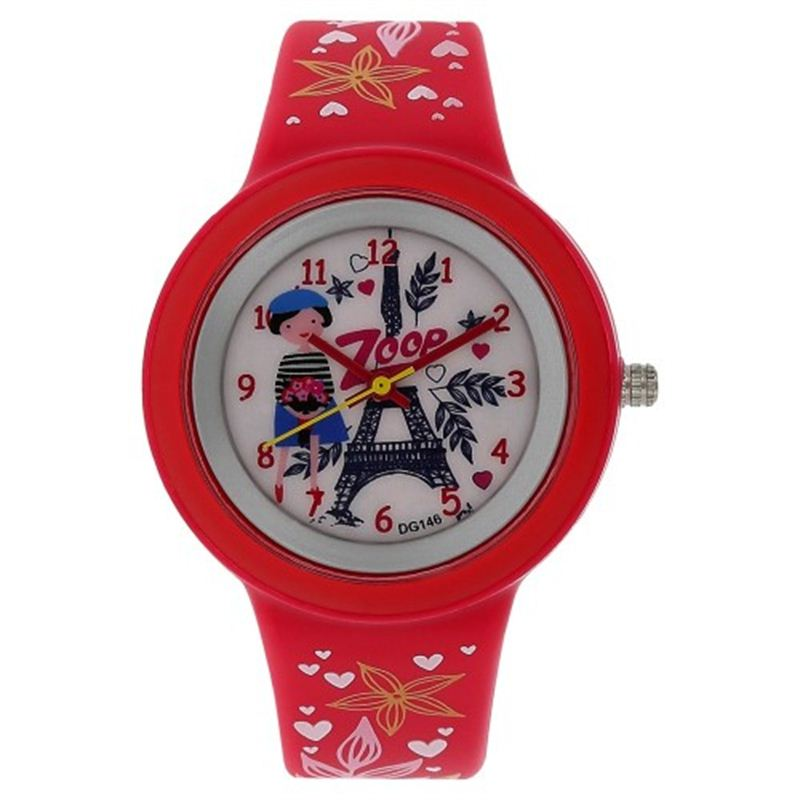 ZOOP Watch For Girls - C26006PP01