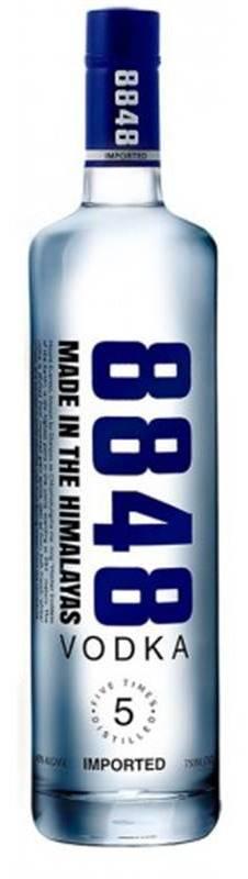 8848 Vodka (750ml)