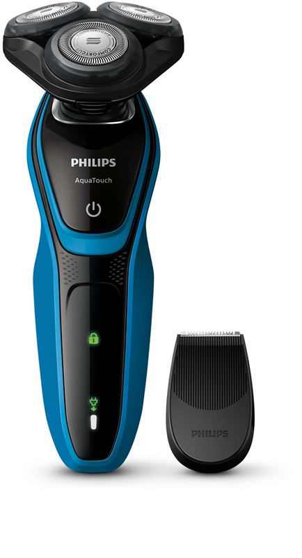 Philips Wet and Dry Electric Shaver S5050/06