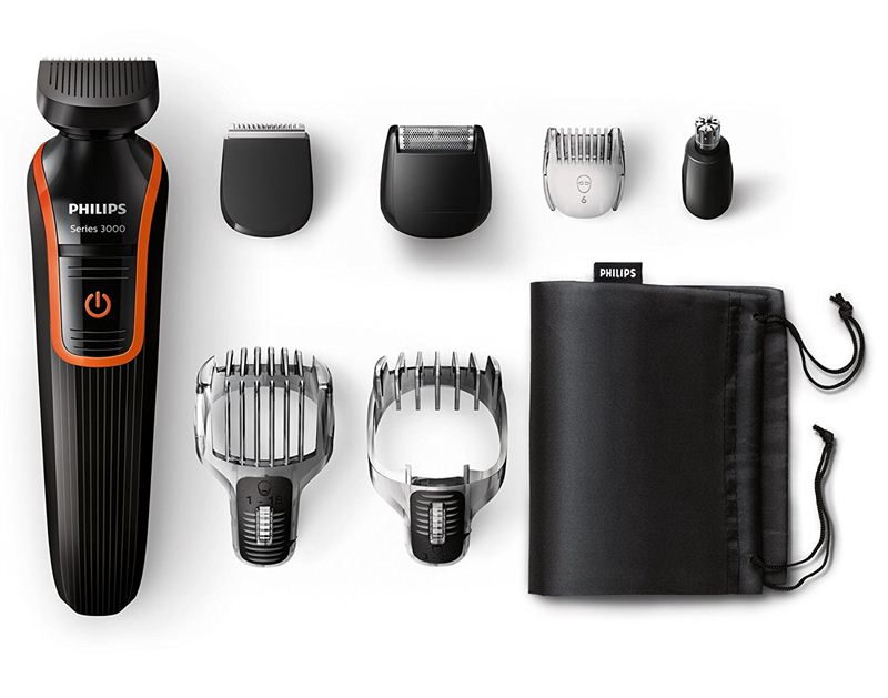 Philips 7 in 1 Beard and Hair Trimmer (QG3340/16)