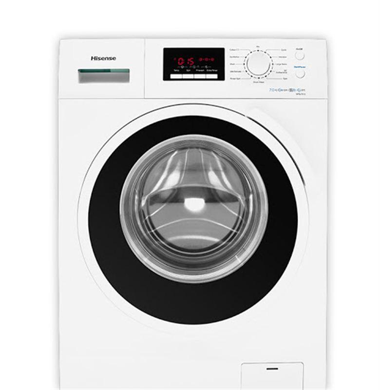 Hisense 7 kgs Front Loading Washing Machine - WFBJ7012S