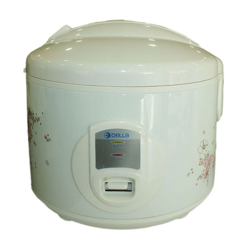 Della 1.8 Ltrs Deluxe Rice Cookers - RCX181