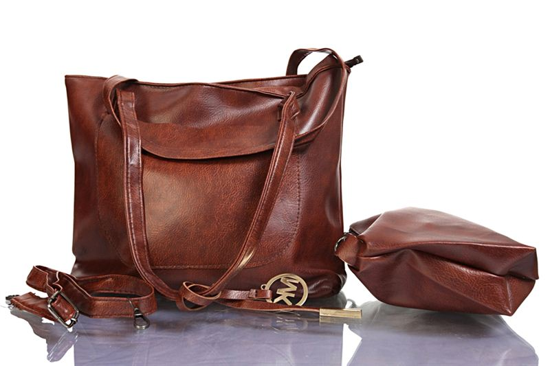 M.K Brown Big Pocket Ladies  Bag - Send Gifts and Money to Nepal ... ee635cf40931c