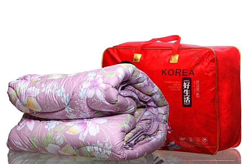 Multicolored Korean Comforter