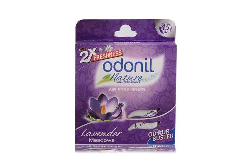 Odonil Air Freshener 75g Lavender Meadows