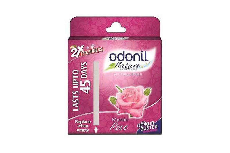Odonil Air Freshener 75g Mystic Rose