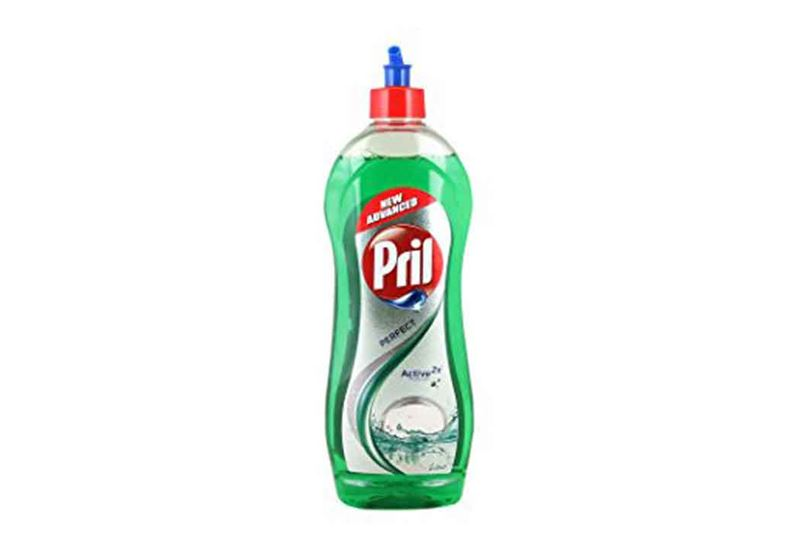 Pril Dishwash Liquid 750ml Lime