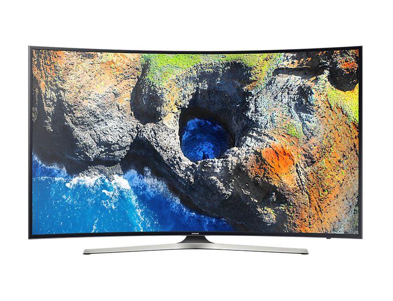 SAMSUNG 55 inch Curved Smart UHD TV - MU6300KXXT